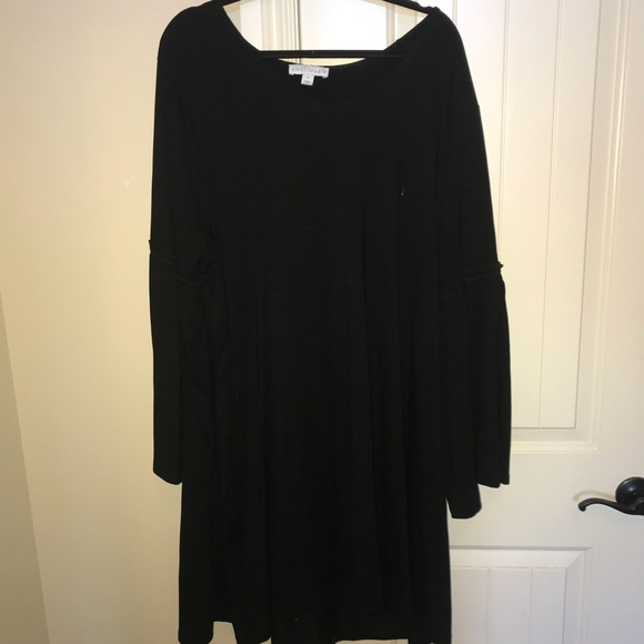 Jcpenney Dresses Womens Plus Size Black Dress Poshmark